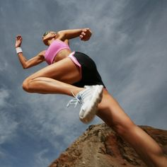Become a Better Runner: Gain Speed & Muscle with these 7 Tips from @FitSugar