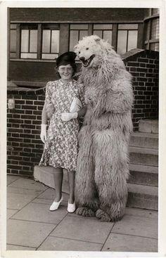 Faux ours polaires, nazis et blackfaces: les archives de Jean-Marie Donat | VICE | France