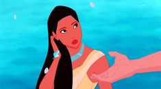 Pocahontas, America's Next Top Model. | Community Post: 20 Disney Characters That Would Be Perfect For Reality TV