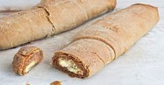 Μανιταρόπιτα φανταστική σε ρολό με ζαμπόν και κρέμα 4 τυριά | Συνταγή | Argiro.gr