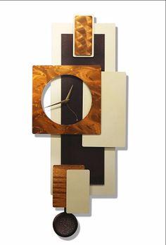 100 Clocks Ideas Metal Wall Clock Clock Wall Clock