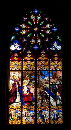 Saint Gatien Cathedral ~ Tours ~ Loire Valley ~ France