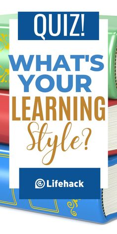 What's your learning style? Find out in this assessment and start super charging your learning potential! #learning #study #quiz #personality