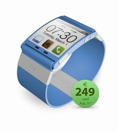 Smart watch. Cool.