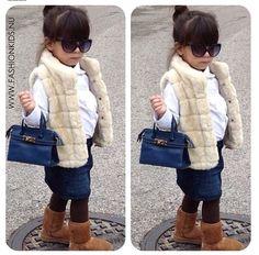 Kids fall fashion/girl fall fashion
