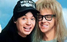 "Mike Myers & Dana Carvey (from ""Wayne's World"")"