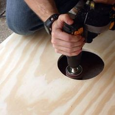 Free DIY Project Plan: Learn How To Make Cornhole Boards