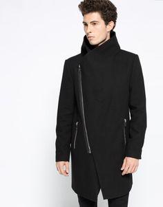 Płaszcz męski typu fashion