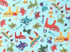 Blank Quilting 'Pawsome Cats' Bildgröße 40 cm x 30 cm ki-007-11-7099 https://planet-patchwork.de/de/article/neu/29078/0/