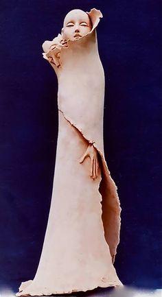Beginning a Contemporary Art Collection – Buy Abstract Art Right Sculptures Céramiques, Sculpture Clay, Ceramic Figures, Ceramic Art, Contemporary Abstract Art, American Indian Art, Paperclay, Magazine Art, Art Fair