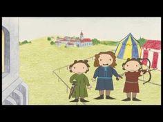 L'histoire à premières vues - Moyen Âge - YouTube