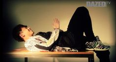 Rain @ Dazed & Confused Korea_Making Film