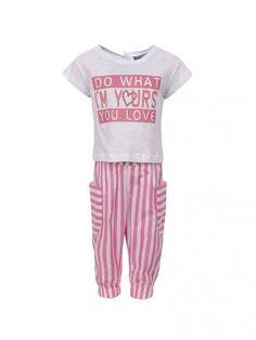 e53398102c8b Παιδικά ρούχα. Επιστροφή Στα Θρανία. Παιδικό σετ    Παιδικά Ρούχα - Maison  Marasil