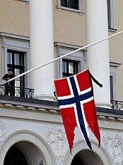 norweigen flag