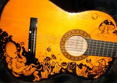 A WonderLand Of Some Sort On a Nylon Classical Guitar