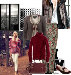 """Maroon on friday"" by sarapires on Polyvore"