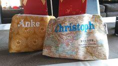 Toiletzakjes voor Anke en Christoph