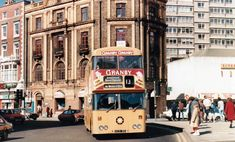 A bus turns off D'Olier Street onto College Street, Dublin Dublin Street, Dublin City, Dublin Ireland, Ireland Travel, Old Pictures, Old Photos, Ireland Homes, Irish Art, Busses