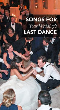 Listen to these jams that'll end your reception the right way | Brides.com