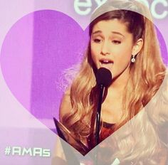 Ariana Grande ; we are all proud of you.