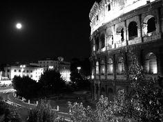 Rome, at night. #Rome #Italy