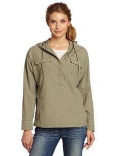 Mountain Khakis Women's Granite Creek Hooded Popover