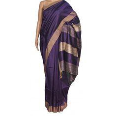 Bhagalpuri ghicha silk saree