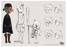 Character Development - • Mario García Arévalo •