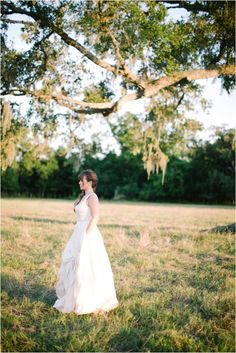 Gorgeous bridal shoot by Luke and Cat Photography #bride #BHLDN