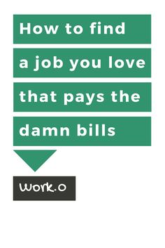 To find a job you love AND get your bills paid, you have to do two things: accept that there will be sacrifices and create opportunities for yourself. This article shows offers four lessons to help you learn how to do that (and build the career you've always wanted). | via Work.0, a SeeBrittWrite project