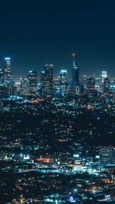 City View Night Architecture Building Dark #iPhone #6 #wallpaper