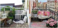 idée de meubles pour la décoration balcon