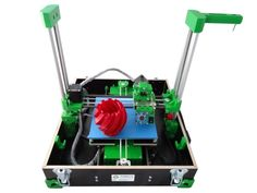 Tobeca Is An Open Source Portable 3D Printer For Printers On The Go