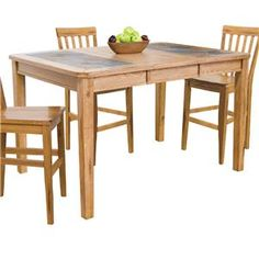 Sedona Counter Height Extension Table $1198