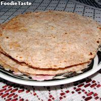 สูตรMexican Whole Wheat Flour Tortillas