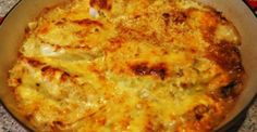 Cheese And Cabbage Gratin Baked To Perfection