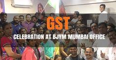 GST Celebration at BJYM Mumbai Office http://mohitkambojbjp.blogspot.in/2017/07/gst-celebration-at-bjym-mumbai-office-mohit-kamboj.html
