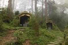 Dochula Pass Meditation Caves in Dochula Bhutan