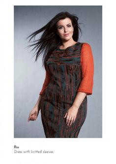 Dea London Fall-Winter 2015-2016 Plus Size Clothes (4)
