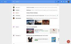 Já conhecem a nova Inbox do Gmail? Está fantástica! http://bit.ly/1DBiiKJ