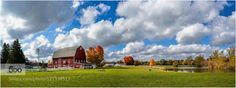 The Barn on the Corner of Bitter and Sweet by PhoenixRider #landscape #travel
