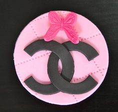 Celebrate with Cake!: Chanel Hand Bag Cake and Chanel Cupcakes