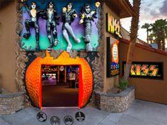 Kiss themed Mini Golf - LV (across from Hard Rock Hotel) Las Vegas Golf, Visit Las Vegas, Las Vegas Strip, Las Vegas Nevada, Mini Golf Near Me, Kiss Concert, Golf Bags For Sale, Golf Putters, Hard Rock Hotel