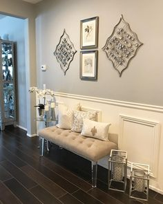 Pin by cathy turner on home decor House Furniture Design, Home Room Design, Home Decor Furniture, Grey Interior Design, Interior Design Living Room, Living Room Designs, Interior Livingroom, Small Corner Decor, Home Living Room