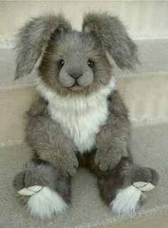 November bunny by Lamb
