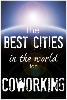 Curious which global cities having a thriving coworking community? Here's an awesome list that shows you which and gives you a link for details on coworking spaces to visit in these 35+ cities.