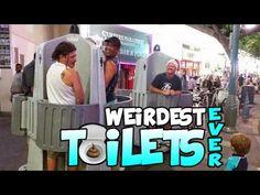 Weirdest Toilets and Urinals Ever Made