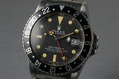 1981 Rolex GMT 16750