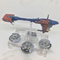 Nebulon B Repainting. Optimus Style!