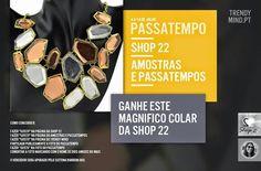 Amostras e Passatempos: Passatempo SHOP 22 by Trendy Mind & Amostras e Pas...